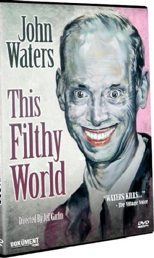 JOHN WATERS:THIS FILTHY WORLD BY WATERS,JOHN (DVD)