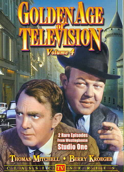 GOLDEN AGE OF TELEVISION VOL 4 HENRY BY GOLDEN AGE OF TELEVI DVD