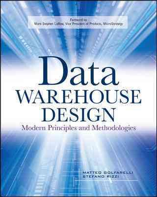 Modern Data Warehouse By Golfarelli, Matteo/ Rizzi, Stefano